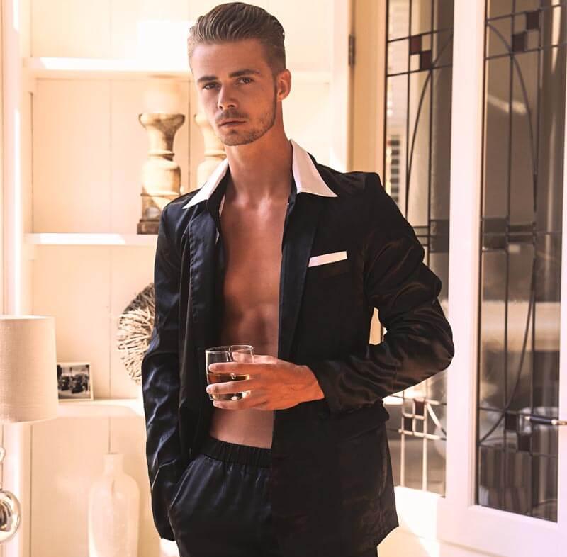 suitjama pajama suit